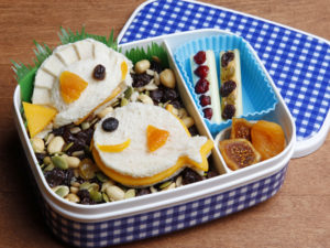 """""Under the sea"" bento box"