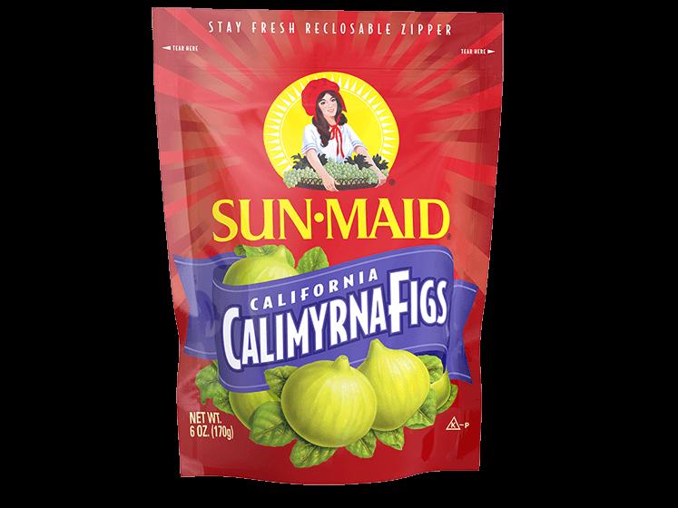 Sun-Maid California Calimyrna Figs 6 oz. bag