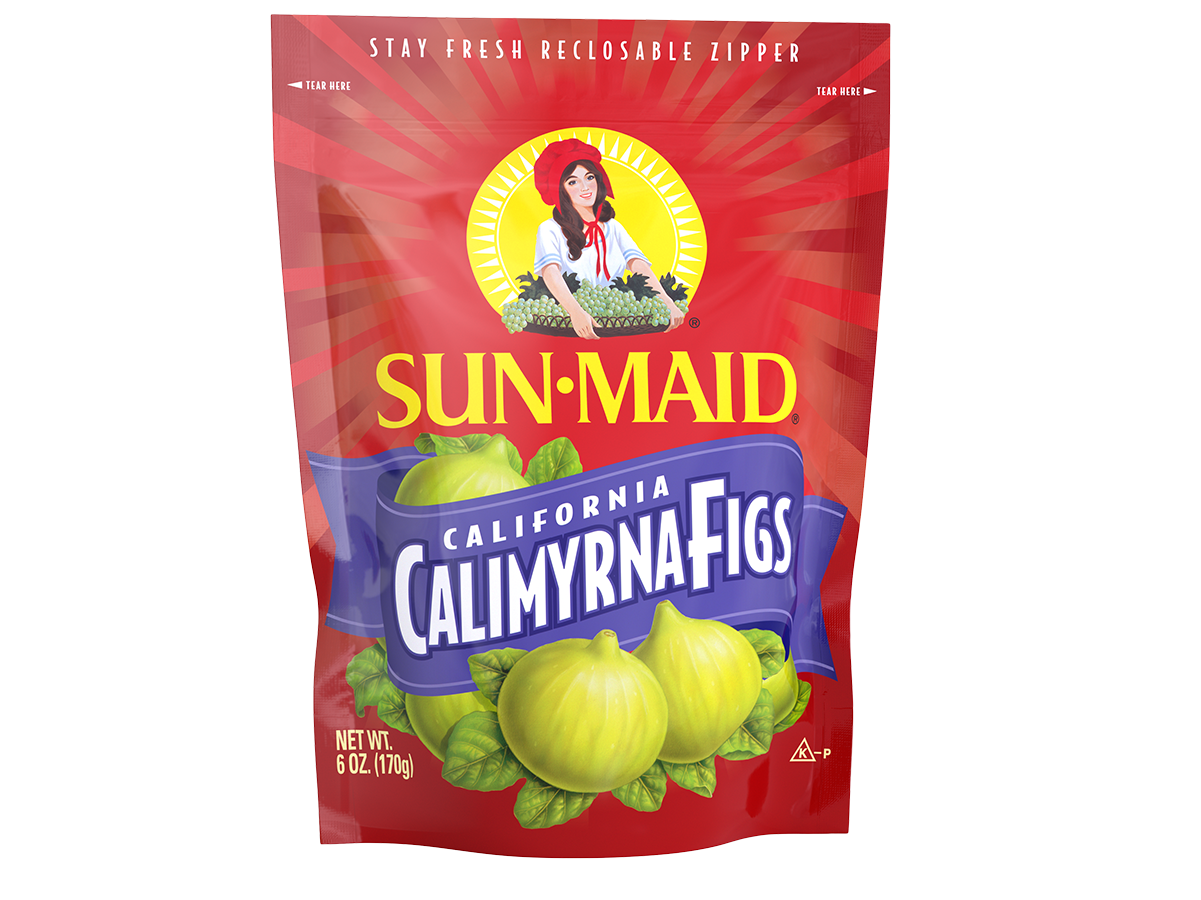 Sun-Maid California Calimyrna Figs 6 oz. bag