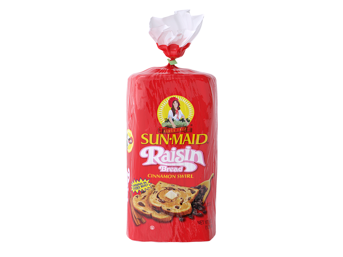 Sun-Maid Cinnamon Raisin Bread 16 oz. loaf